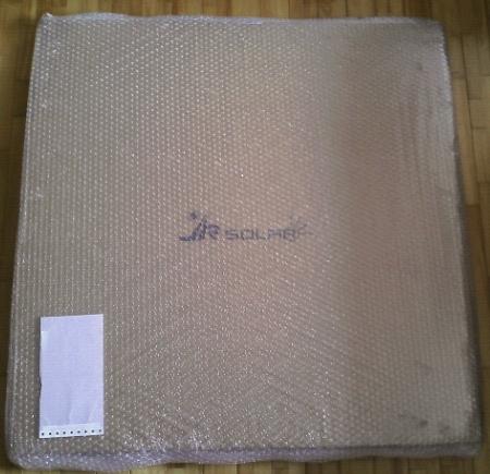 ソーラーパネル:JRM100M<br />